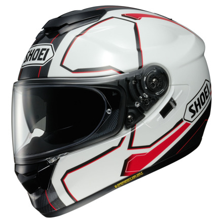 Shoei GT-Air Pendulum, Wit-Zwart-Rood (1 van 1)