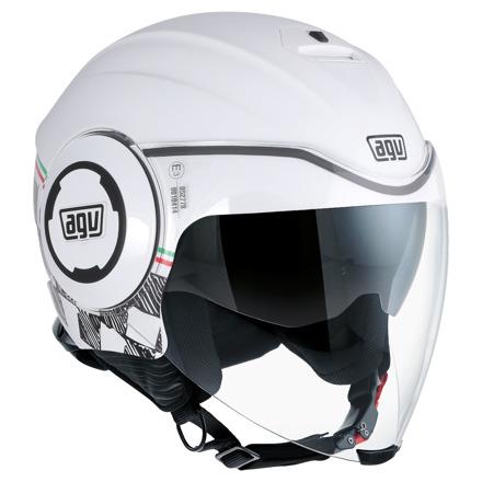 AGV Fluid Garda, Wit (1 van 2)