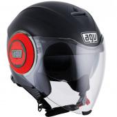 Fluid Solid - Zwart-Rood