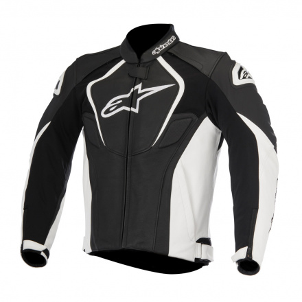 Alpinestars Jaws Leather, Zwart-Wit (1 van 2)