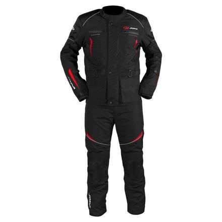 Jopa Omega V2 suits (Jack+Pants), Zwart-Rood (1 van 1)