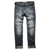 PMJ Jeans Legend Caferacer - Blauw