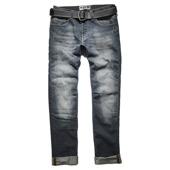 PMJ Jeans Legend Caferacer - Blauw