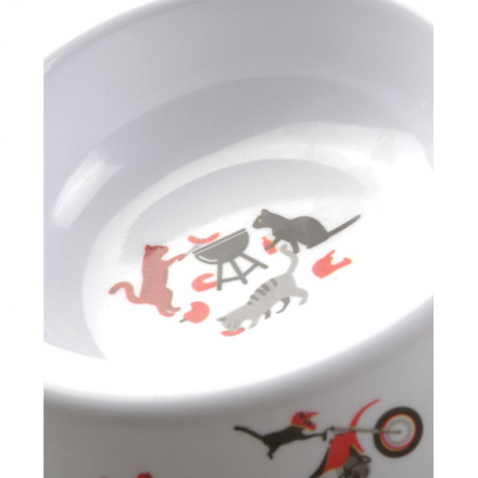 Booster Voerbak Kat, N.v.t. (2 van 2)