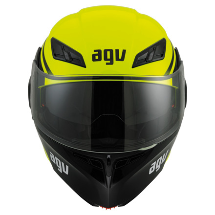 AGV Compact ST Course, Geel-Zwart (2 van 7)