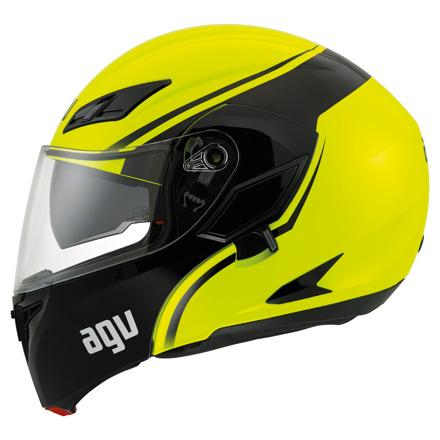 AGV Compact ST Course, Geel-Zwart (4 van 7)