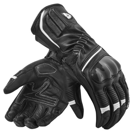 REV'IT! Gloves Xena 2 Ladies, Zwart-Wit (1 van 1)