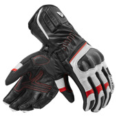 Gloves Xena 2 Ladies - Wit-Rood