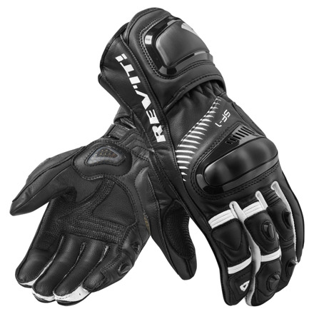 REV'IT! Gloves Spitfire, Zwart-Wit (1 van 1)
