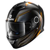 Spartan Carbon Silicium - Zwart-Oranje