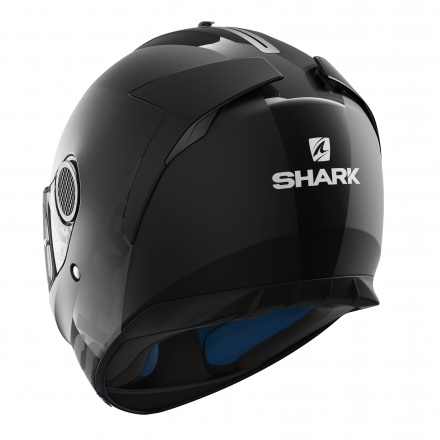 Shark Spartan, Zwart (2 van 3)