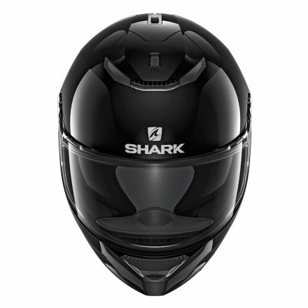Shark Spartan Blank, Zwart (3 van 3)
