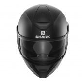 D-Skwal Blank Mat - Zwart-Mat zwart