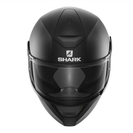 Shark D-Skwal Blank Mat, Zwart-Mat zwart (2 van 3)