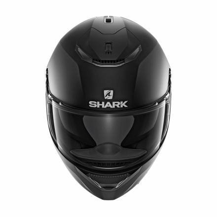 Shark Spartan Blank Mat, Zwart-Mat zwart (3 van 3)