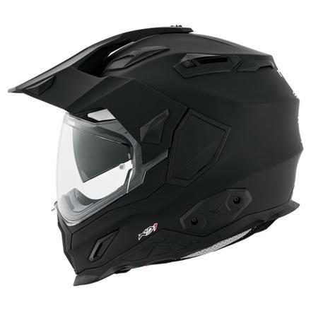 XD1 Plain - Zwart-Mat zwart