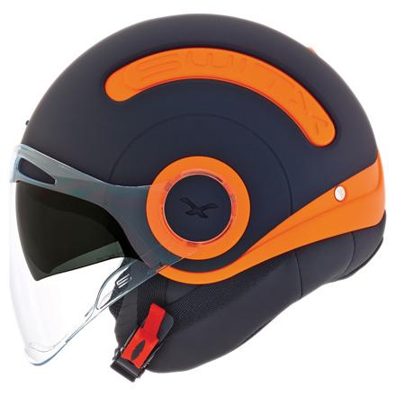Nexx SX10 Switx, Zwart-Oranje (1 van 1)