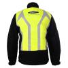GC Bikewear Stretch Reflectie Vest, Fluor (Afbeelding 2 van 2)