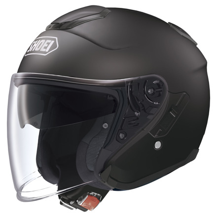 Shoei J-Cruise Candy, Mat Zwart (1 van 1)