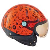 SX60 Kids Spock - Oranje