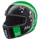 XG 100 Muddy Hog - Groen-Zwart