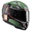 HJC R-PHA-11 Star Wars Boba Fett, Groen (Afbeelding 1 van 2)