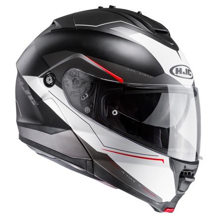 HJC IS-MAX II Magma, Zwart-Wit (1 van 5)