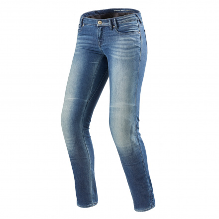 REV'IT! Jeans Westwood SF (Ladies), Licht Blauw (1 van 2)
