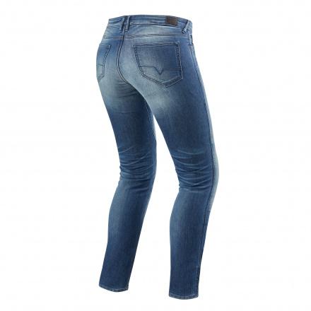REV'IT! Jeans Westwood SF (Ladies), Licht Blauw (2 van 2)