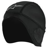 Skull Cap Beanie - Zwart