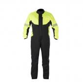 Hurricane Rain Suit - Zwart-Fluor