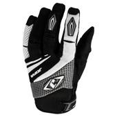 MX-4 Crosshandschoenen - Zwart-Grijs