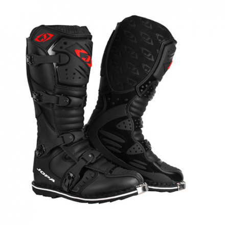 MX-Laarzen JS-12 - Zwart