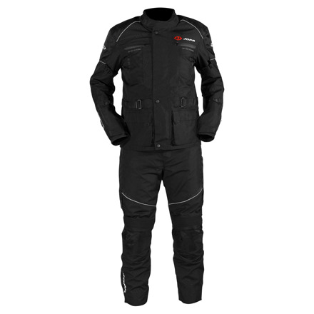 Jopa Omega V2 suits (Jack+Pants), Zwart (1 van 1)