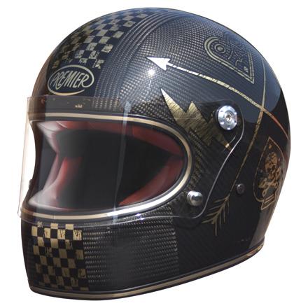 Premier Trophy Carbon NX Gold Chromed, Goud (1 van 1)