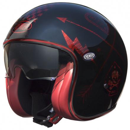 Premier Vintage NX Red Chromed, Zwart-Rood (1 van 1)