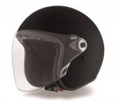Le Petit Visor U9 BM - Zwart-Mat zwart
