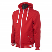 State College Hoodie - Rood