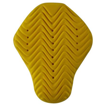 GC Bikewear Protectie Memory Geel Rug, Geel (1 van 1)