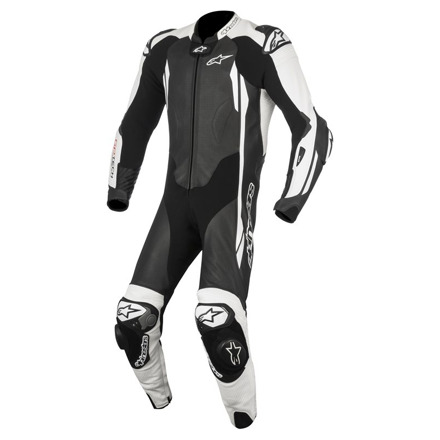 Alpinestars GP Tech V2 1-piece, Zwart-Wit (1 van 1)