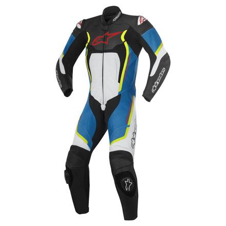 Motegi V2 - Zwart-Wit-Blauw