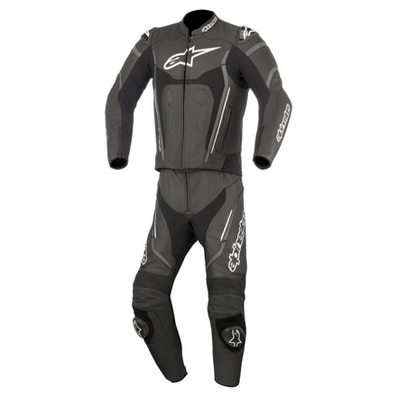 Alpinestars Motegi V2 2pc Suit, Zwart (1 van 1)