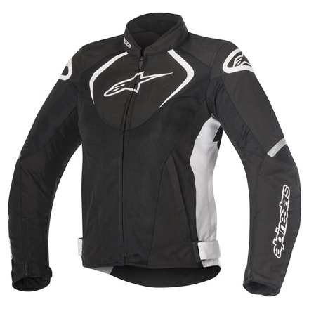 Alpinestars T-jaws V2 Air (Stella/Ladies), Zwart-Wit (1 van 1)