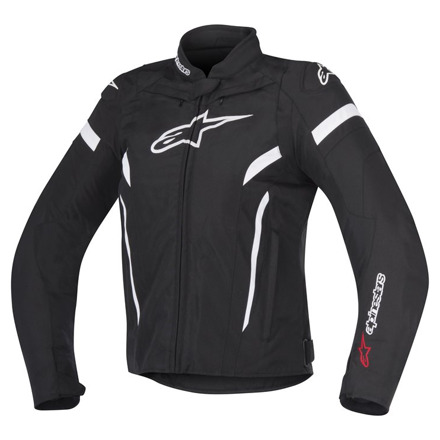 Alpinestars Stel T-GP Plus R V2 (Stella/Ladies), Zwart-Wit (1 van 1)