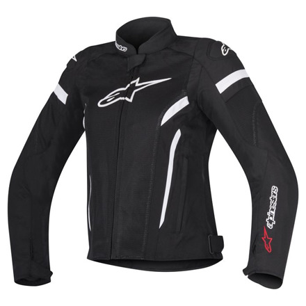Alpinestars T-GP Plus R V2 Air (Stella/Ladies), Zwart-Wit (1 van 1)