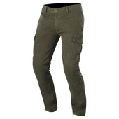 Deep South Denim Cargo - Groen