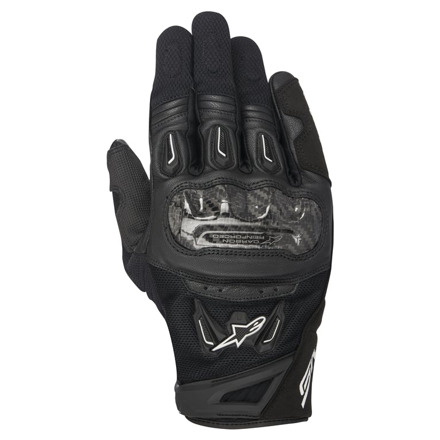 Alpinestars SMX-2 Air Carbon V2, Zwart (1 van 1)