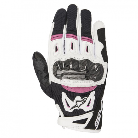 SMX-2 Air Carbon V2 (Stella/Ladies) - Zwart-Wit-Roze