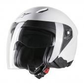 Novus Solid Helmet - Wit