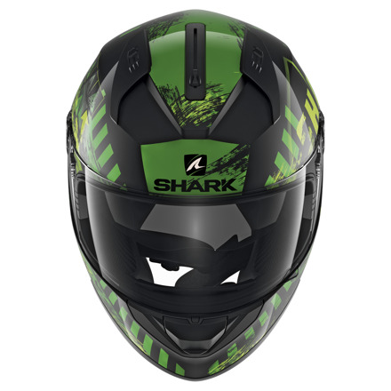 Shark Ridill Skyd, Zwart-Groen (1 van 1)